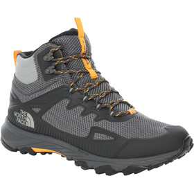 The North Face Ultra Fastpack IV Mid FutureLight Shoes Men, dark shadow grey/griffin grey
